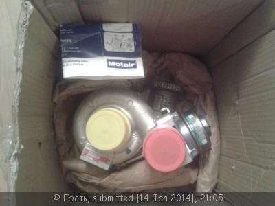 Продам турбину новую VW crafter - 2014-01-14 22.48.54.jpg