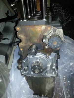 Продам блок в сборе VW Crafter CKTB 2.0 л - Двигатель_1.jpg